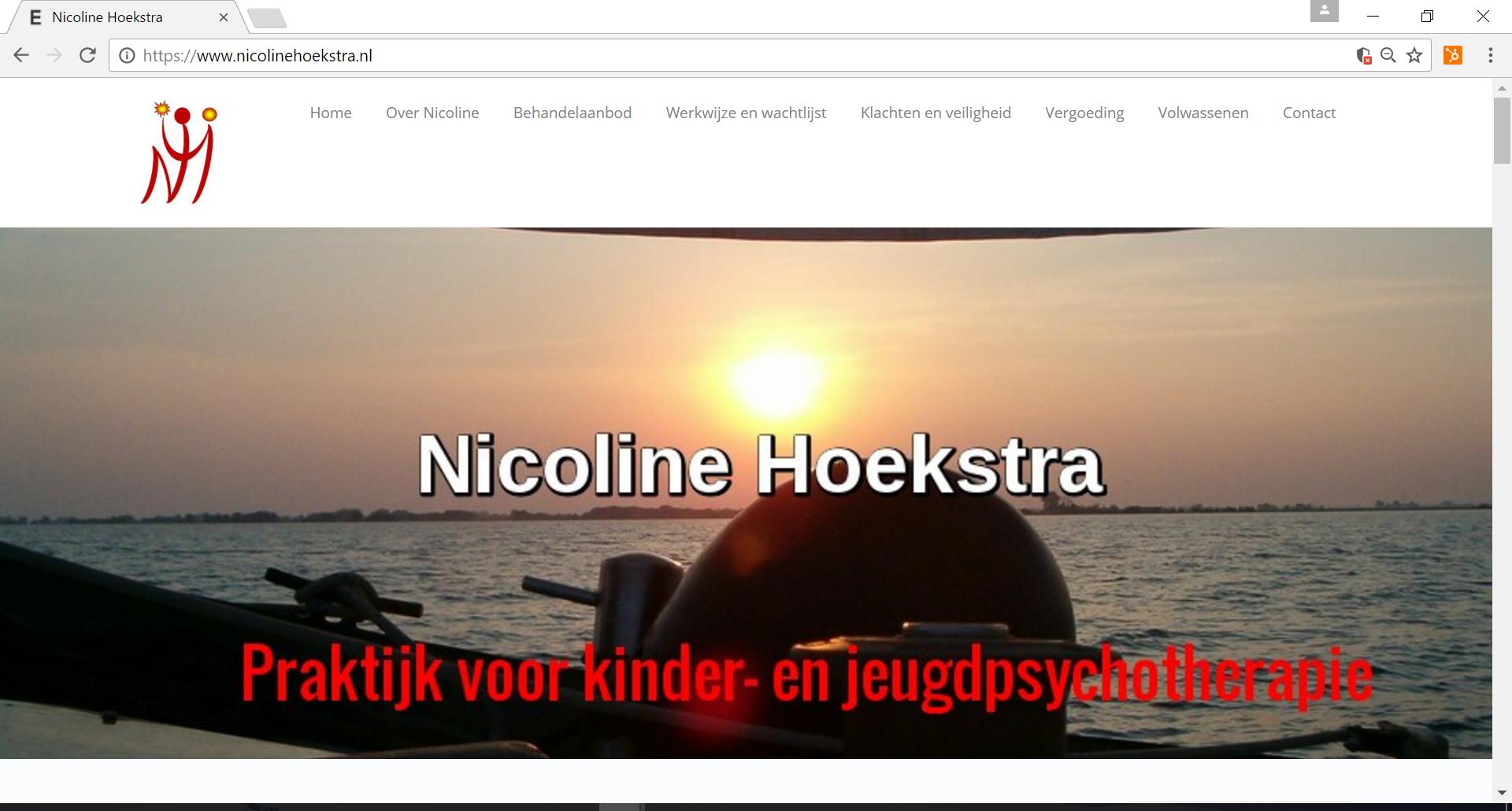 Nicoline Hoekstra kinder- en jeugdpsychotherapie Deventer